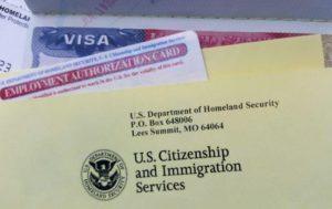 імміграційна віза в Америку