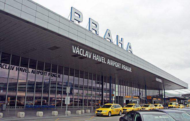 Аеропорт імені Вацлава Гавела