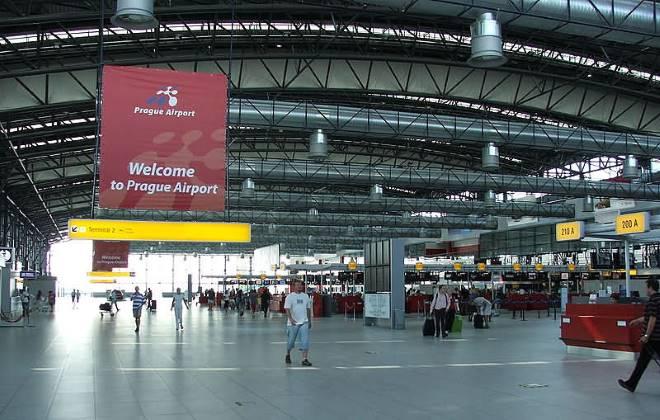 Аеропорт у Празі, Чехія