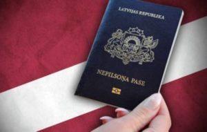 особи без громадянства в Латвії