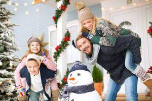 Різдвяні канікули в Польщі