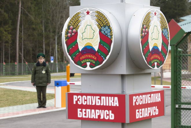 кордон Білорусі