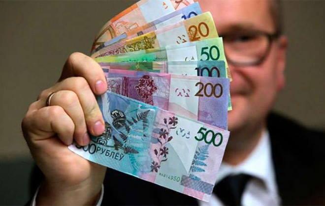 Рівень заробітних плат в Республіці Білорусь