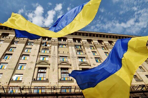Чи потрібна віза для відвідання України громадянами України?
