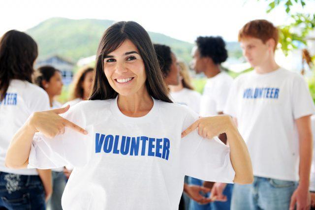 У світі активно розвивається програма волонтерського руху