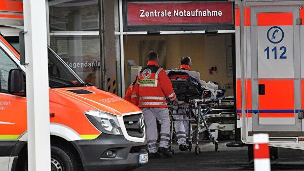Поширення коронавіруса в Німеччині