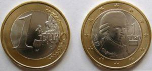 Валюта в Австрії