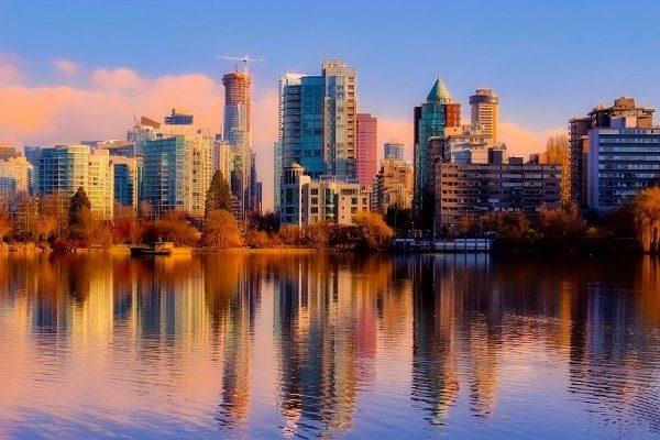 Осінь в Канаді