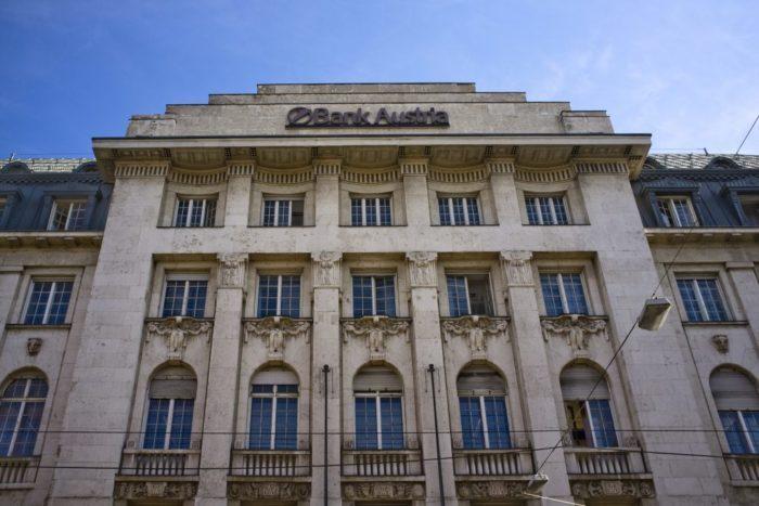 Банки Австрії