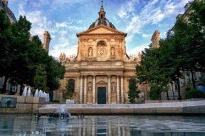 Інфраструктура Паризького університету