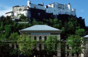 Університет Зальцбурга