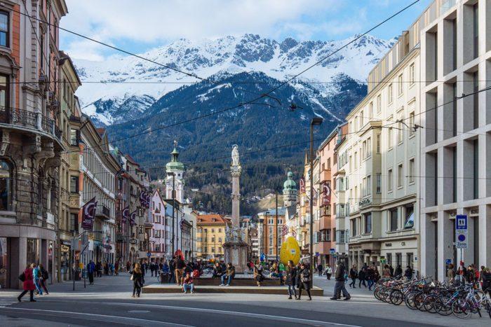 Робота в Австрії