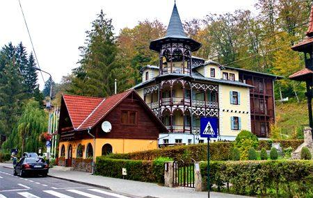 дом в Угорщині