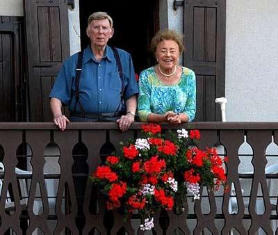 венгерские пенсионеры