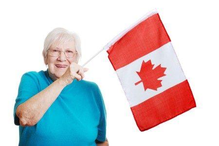 Пенсіонери в Канаді
