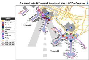 Аеропорт Пірсона