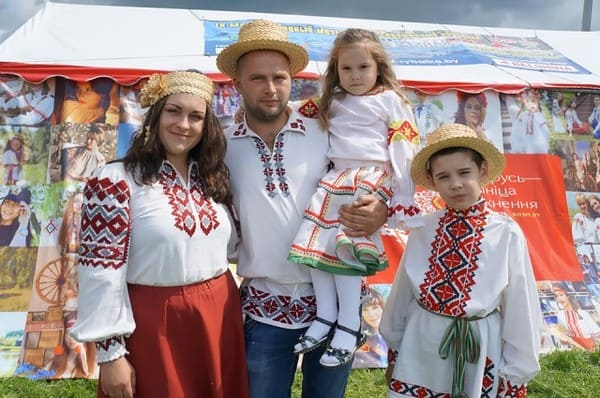 Сім'я в Білорусі