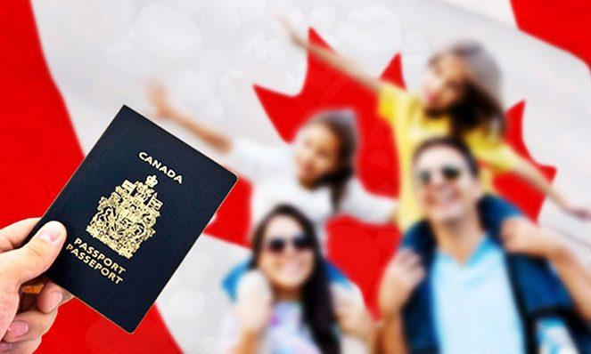 Шлюб в Канаді