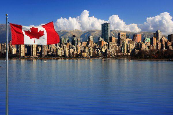 відомості про Канаду
